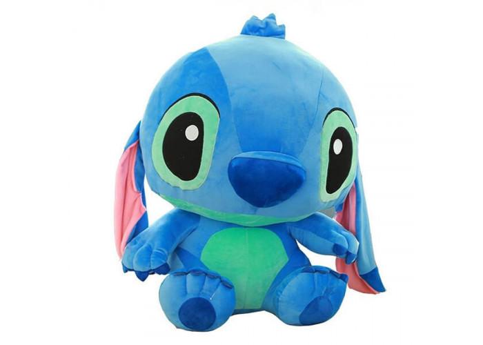 Мягкая игрушка Стич Синий 50 см