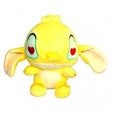 Мягкая игрушка Стич Желтый 20 см
