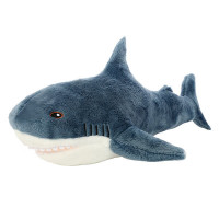 Мягкая игрушка Акула 45 см