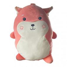 Мягкая игрушка подушка Сиба Ину 50 см