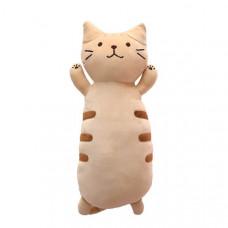 Мягкая игрушка Кот Бежевый 45 см