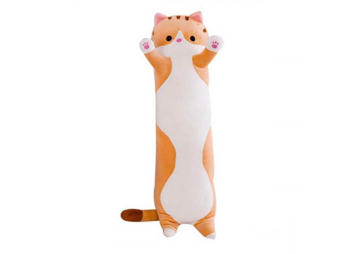 Мягкая игрушка Кот Рыжий 80 см