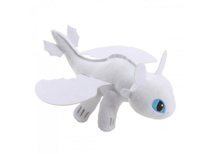 Мягкая игрушка Белая Фурия 30 см