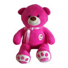 Медведь Hugs Розовый 90 см