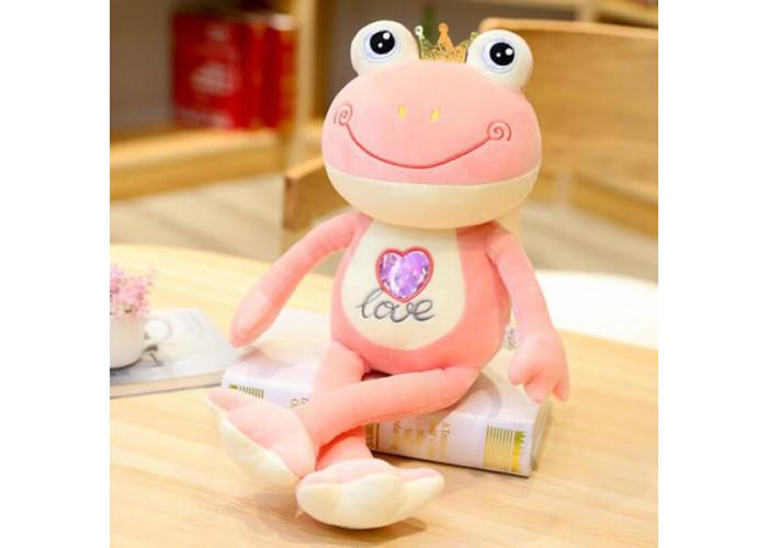 Лягушонок Розовый 45 см